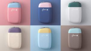 新型プルームテック「プルームS」の色と画像一覧