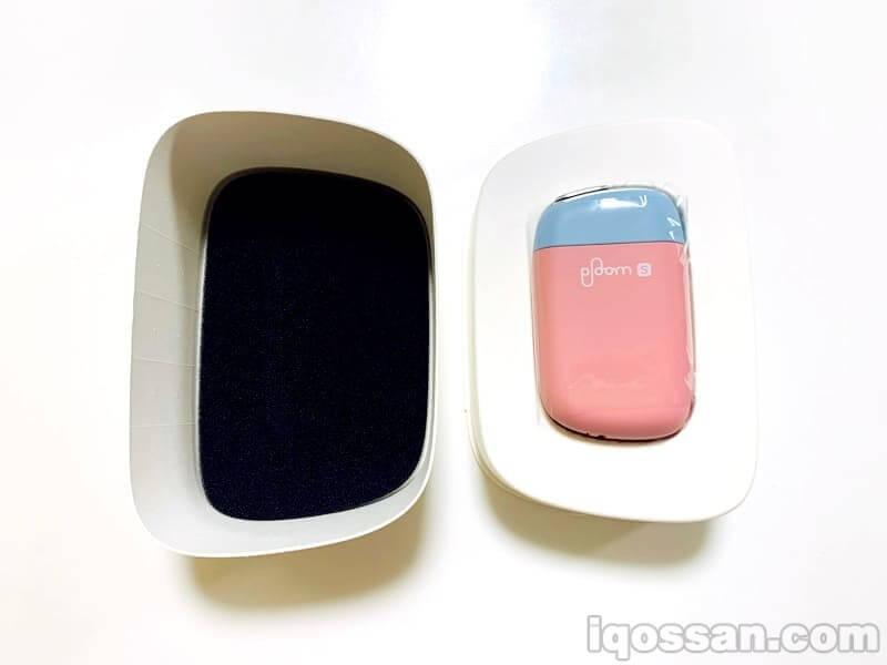 プルームSのピンク水色を開封!