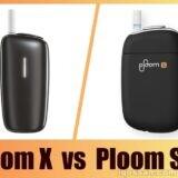 「プルームエックス」と「プルームエス2.0」の違いは?スペック・サイズ・充電時間を比較する